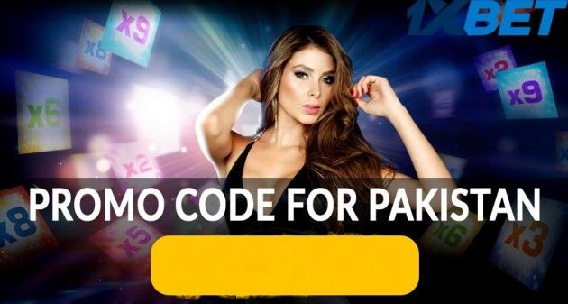 1xBet bonus Pakistan